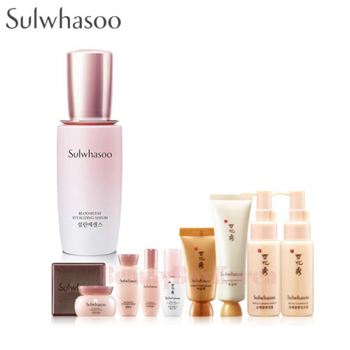 SULWHASOO Bloomstay Vitalizing Serum Set 10items [Monthly Limited -June 2018]